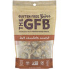 The GFB, Gluten Free Bites, Dark Chocolate Coconut, 4.0 oz (113 g)