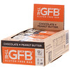 The GFB, Gluten Free Bar, Chocolate + Peanut Butter, 12 Bars, 2.05 oz (58 g) Each