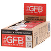 The GFB, Gluten Free Bar, Cranberry + Toasted Almond, 12 Bars, 2.05 oz (58 g) Each