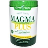 Green Foods Corporation, Magma Plus, Nature's Energy Drink, 10.6 oz (300 g)