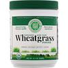 Green Foods Corporation, Organic and Raw, Wheatgrass Powder, 8.5 oz (240 g)