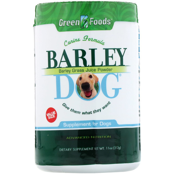 Barley Dog, 11 oz (312 g)