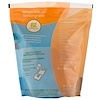 GrabGreen, Моющее средство для посудомоечной машины, мандарин и лимонник, 2 фунта, 4 унции (1080 г)