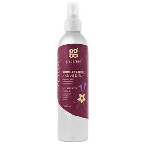 ГрэбГрин, Room & Fabric Freshener, Lavender, 7 oz (207 ml) отзывы