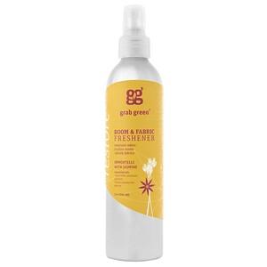ГрэбГрин, Room & Fabric Freshener, Immortelle With Jasmine, 7 oz (207 ml) отзывы