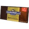 Ghirardelli, Premium Baking Bar, 60% Cacao, Bittersweet Chocolate, 4 oz (113 g) (Discontinued Item)