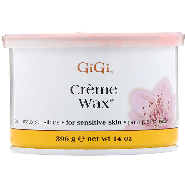 Gigi Spa, Creme Wax, 14 oz (396 g)