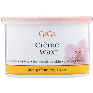 Gigi Spa, Creme Wax, 14 oz (396 g) отзывы