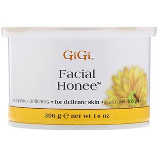 Gigi Spa, Facial Honee Wax, 14 oz (396 g)