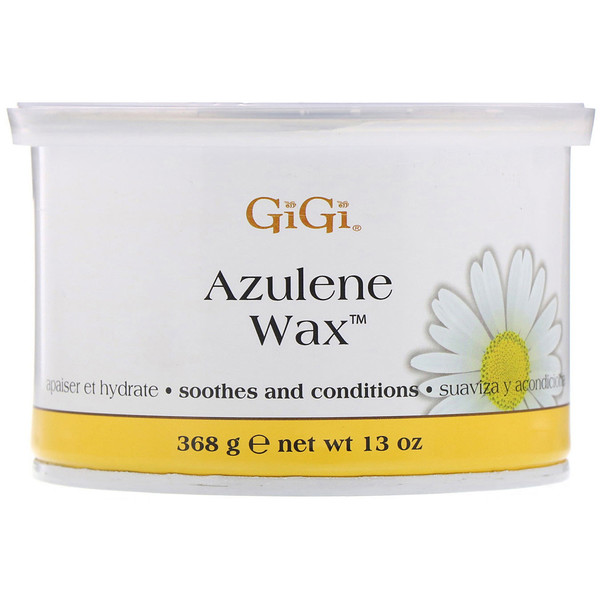 Gigi Spa, Azulene Wax, 13 oz (368 g)