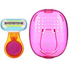 Gillette, ماكينة Venus للحلاقة، لإزالة الشعر بنعومة فائقة، شفرة واحدة، رأس واحدة للحلاقة، علبة واحدة
