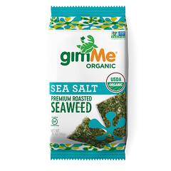 gimMe, 優質烤海藻,海鹽,0.35 盎司(10 克)