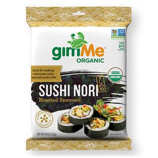 gimMe, Sushi Nori, Roasted Seaweed, 0.81 oz (23 g)