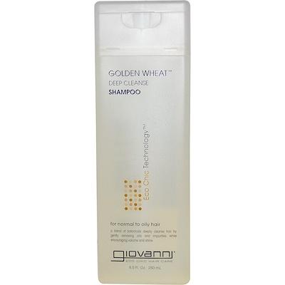 Купить Шампунь для интенсивного очищения волос с пшеницей, 8, 5 жидких унций (250 мл)