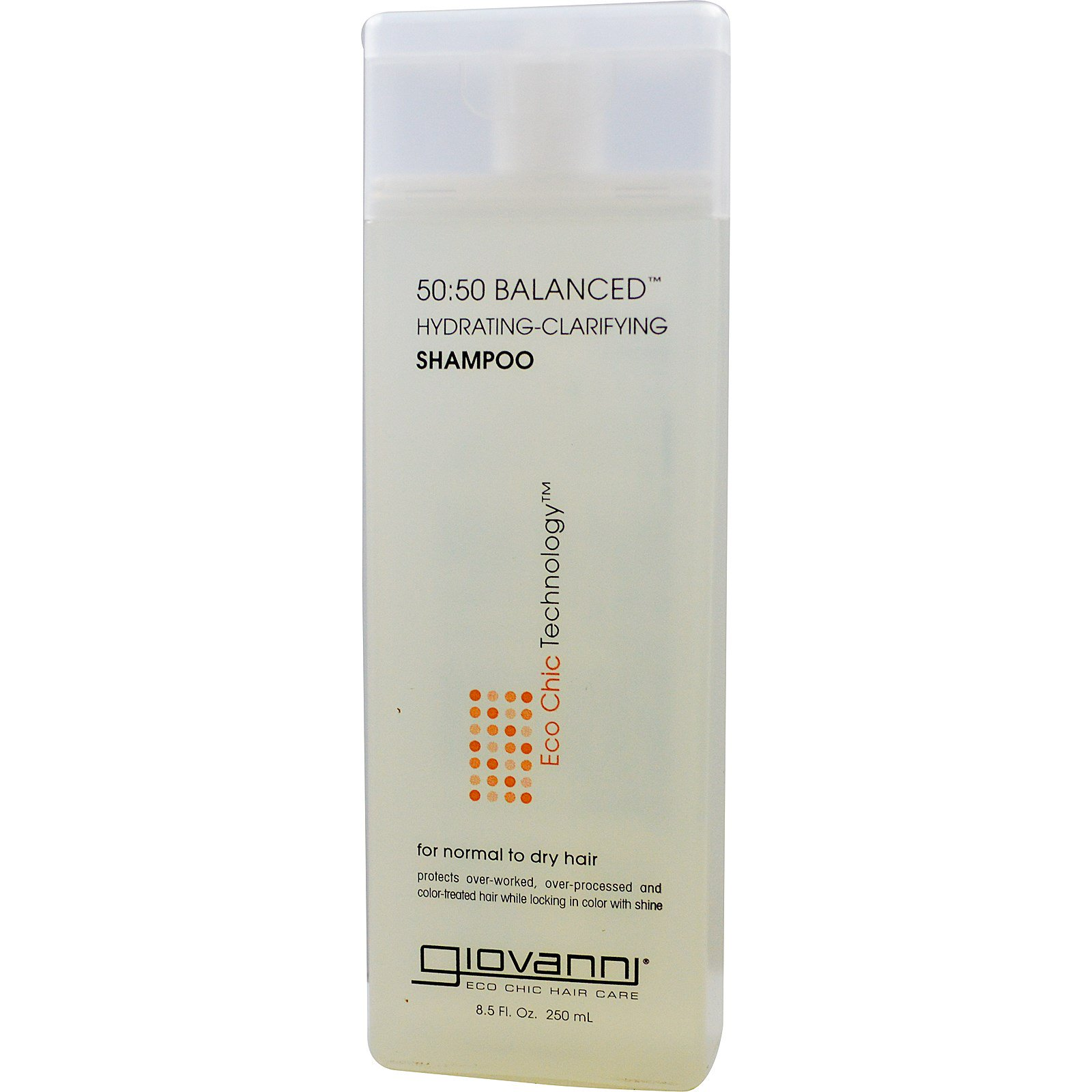 Giovanni 5050 Balanced Hydrating Clarifying Shampoo 85 Fl Oz