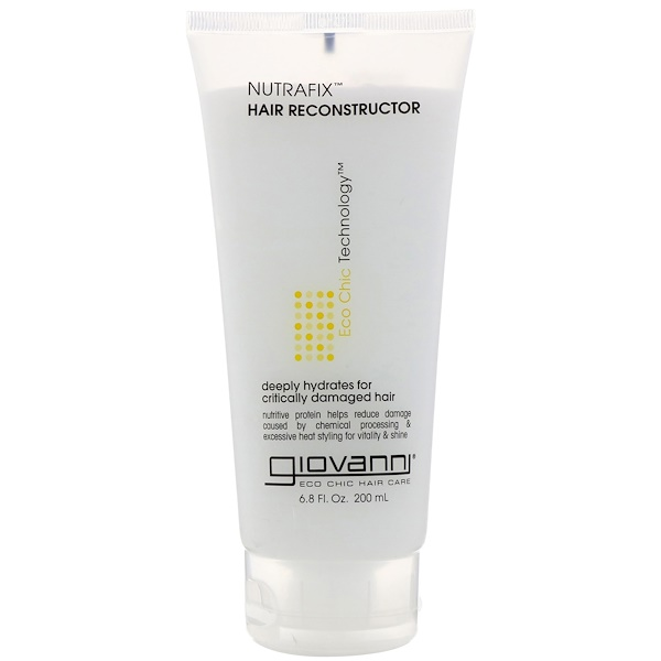 Nutrafix Hair Reconstructor, 6.8 fl oz (200 ml)