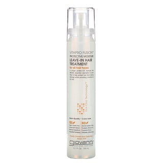 Giovanni, Vitapro Fusion, Protective Moisture, Leave-In Hair Treatment, For All Hair Types, 5.1 fl oz (150 ml)