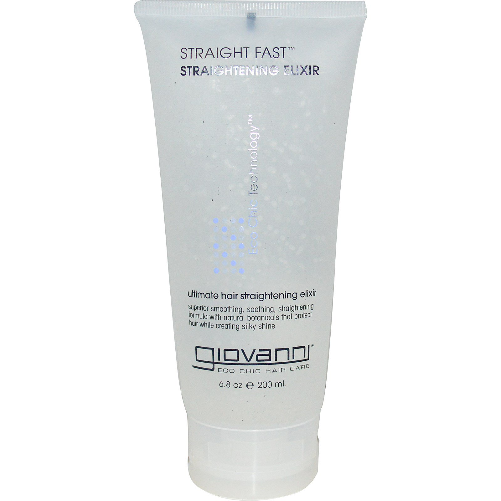 Giovanni, Straight Fast, Straightening Elixir, 6 8 oz (200