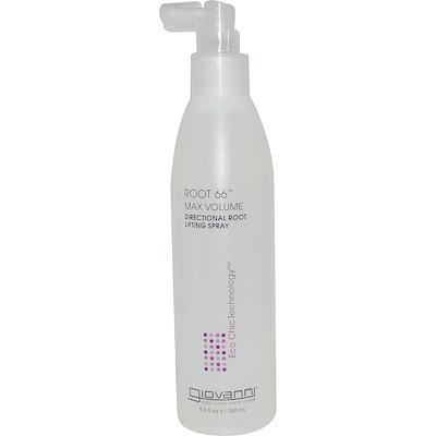 Купить Root 66, максимальный объем, спрей для увеличения объема волос у корней, 8.5 жидких унций (250 мл)