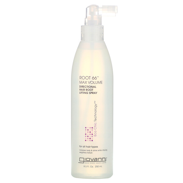 Root 66, Max Volume, Directional Root Lifting Spray, 8.5 fl oz (250 ml)