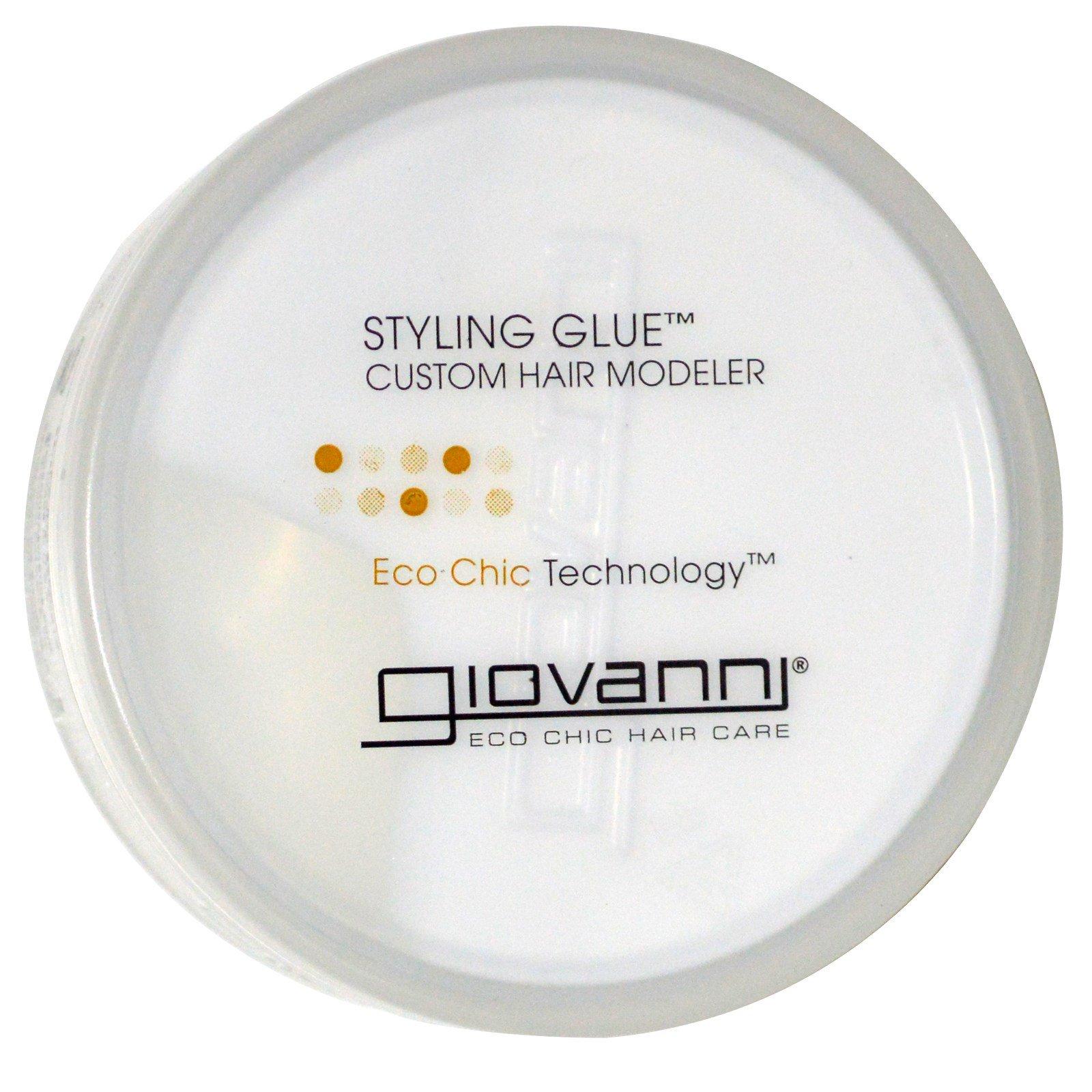 Giovanni, Воск для укладки, средство для укладки волос, 2 унции (57 г)