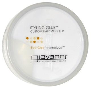 Giovanni, Styling Glue, Custom Hair Modeler, 2 oz (57 g)