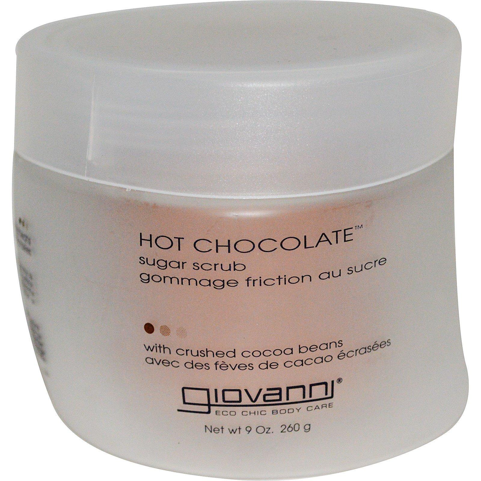 Giovanni Hot Chocolate Sugar Scrub  Oz  G
