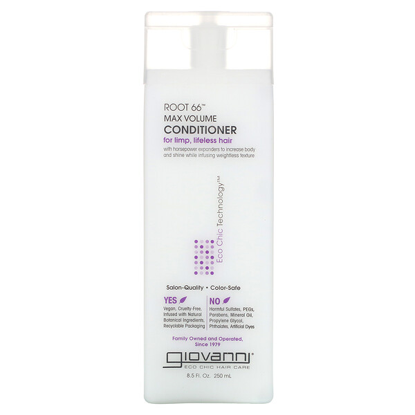 Root 66 Max Volume Conditioner, 8.5 fl oz (250 ml)