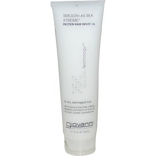 Giovanni, Smooth As Silk Xtreme, Protein Hair Infusion, 5.1 fl oz (150 ml)