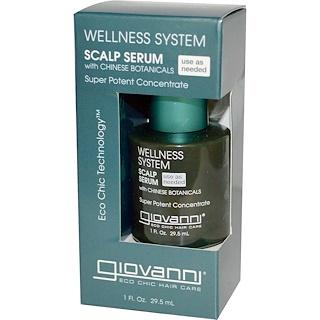 Giovanni, Wellness System, Scalp Serum, 1 fl oz (29.5 ml)