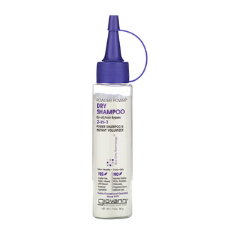 Giovanni, Eco Chic Hair Care، شامبو Powder Power الجاف، لجميع أنواع الشعر، 1.7 أونصة (48 جم)