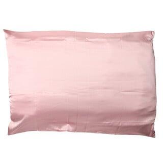 Giovanni, Satin Pillowcase, Elegant Blush, 1 Pillowcase