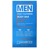 Giovanni, Art Of Giovanni, Men Daily Cleansing Body Bar with Ginseng and Eucalyptus, 5 oz (141 g)