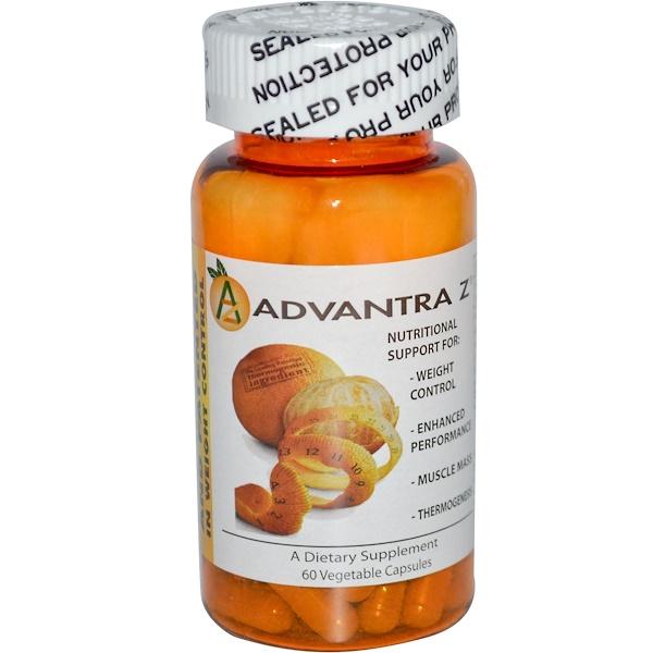 Global Healthcare, Advantra Z, 60 Veggie Caps (Discontinued Item)