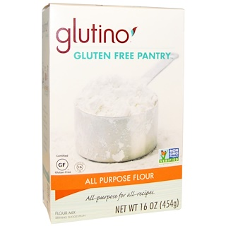 Glutino, All Purpose Flour, 16 oz (454 g)