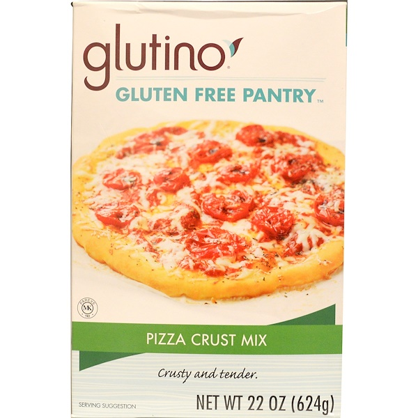 Gluten-Free Pantry, Pizza Crust Mix, 22 oz (624 g) (Discontinued Item)