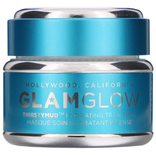 GLAMGLOW, ThirstyMud, Hydrating Treatment Mask, 1.7 oz (50 g)