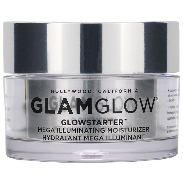 GlowStarter, Mega Illuminating Moisturizer,  Nude Glow, 1.7 oz (50 ml)