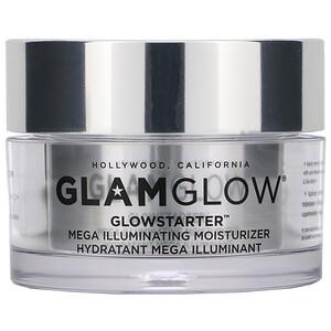 GLAMGLOW, GlowStarter, Mega Illuminating Moisturizer,  Nude Glow, 1.7 oz (50 ml) отзывы