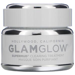 GLAMGLOW, SuperMud, Clearing Treatment Mask, 1.7 oz (50 g) отзывы