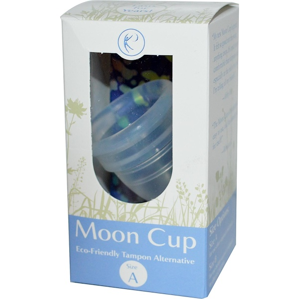 GladRags, Moon Cup, Size A, 1 Cup (Discontinued Item)