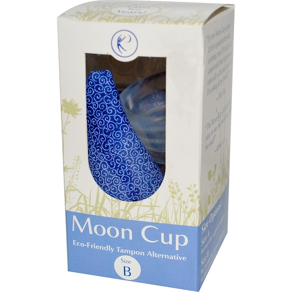 GladRags, Moon Cup, Size B, 1 Cup (Discontinued Item)