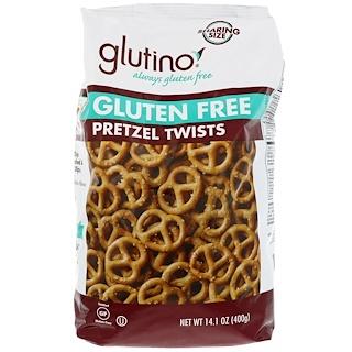 Glutino, Gluten Free Pretzel Twists, 14.1 oz (400 g)