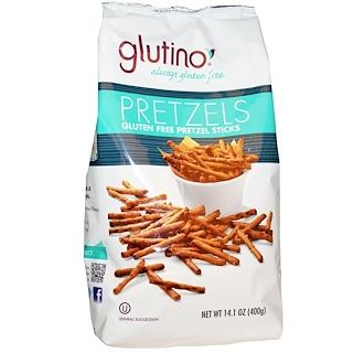 Glutino, グルテンフリー・プレッツェルステック (400 g)