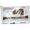 Glutino, Gluten Free Cookies, Chocolate Vanilla Creme, 10.5 oz (300 g)