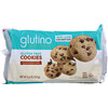 Glutino, Gluten Free Cookies, Chocolate Chip, 8.6 oz (245 g)