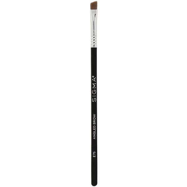 E75, Angled Brow Brush, 1 Brush