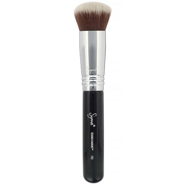 F82, Round Kabuki Brush, 1 Brush