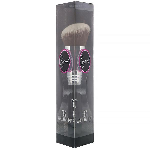 F84, Angled Kabuki Brush, 1 Brush