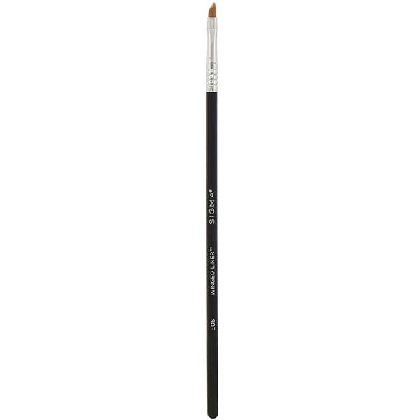 E06, Winged Liner Brush, 1 Brush